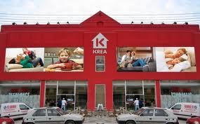 Dove trovare un negozio krea vicino a casa outlet for Outlet arredamento bologna