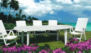 tavoli e sedie scontate per il giardino da obi outlet